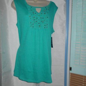 NWT FRENCH LAUNDRY TANK TOP